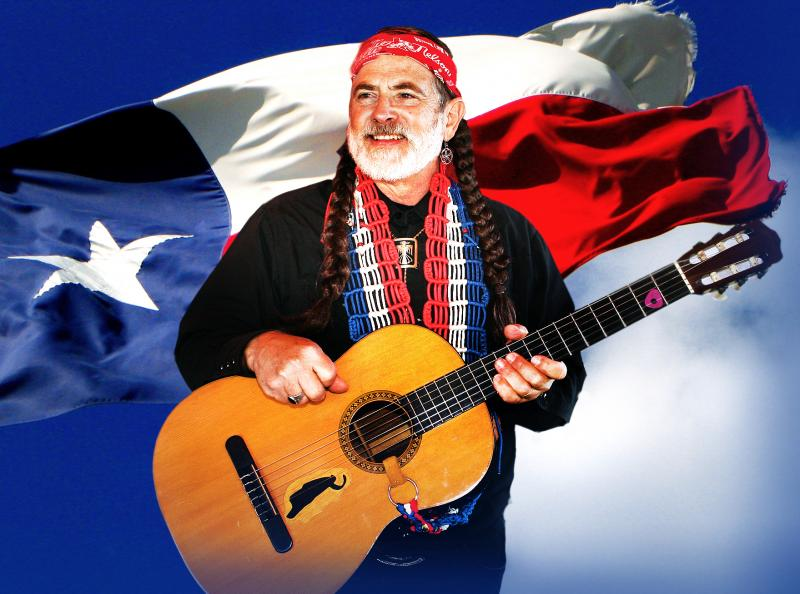Paul Jarvis- Willie Nelson Impersonator